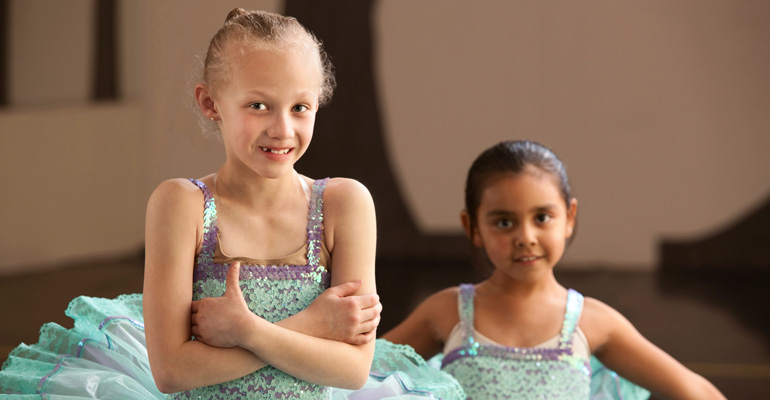 Dancin'Stars Vancouver Dance School - Lyrical Dance Classes